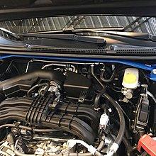 DK 車體改裝精品CUSCO引擎室拉桿2018新XV 新小鯊IMPREZA GT GK  2019新款5代森林人SK適用