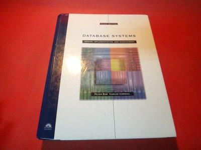 【愛悅二手書坊 12-12】Database Systems-
