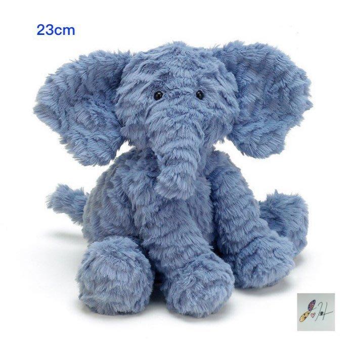 當日寄出[現貨] 英國代購 英國JELLYCAT 大象安撫玩偶 大耳朵系列 23cm