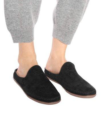 UGG AUSTRALIA Tamara suede slippers保暖ugg拖鞋 38(偏小適合37的人)