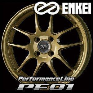 日本原裝 ENKEI PF01 18吋 輕量化 7.0J