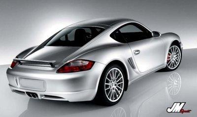 【JM】 德國工藝 CAPRISTO 手工排氣管For Porsche 987 Boxster│Cayman