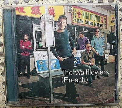 CD~THE WALLFLOWERS-BREACH專輯..收錄Letters From The Wasteland等..