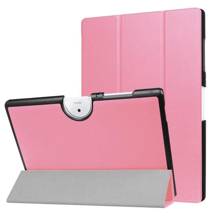 *蝶飛*宏基Acer B3-A40 皮套Acer Iconia Tab 10 保護套 超薄三折 可站立