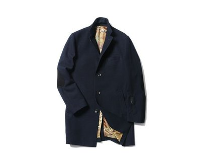 SOPHNET BRITISH TWEED CHESTER COAT 羊毛大衣 迷彩風衣 外套 長版 夾克 visvim