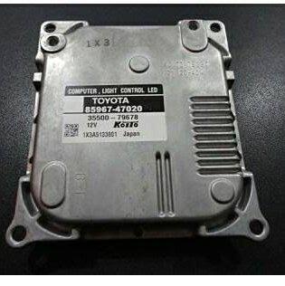 原廠 LED大燈 安定器 穩壓器 TOYOTA CAMRY ALTIS RAV4 LEXUS CT200H RX450H