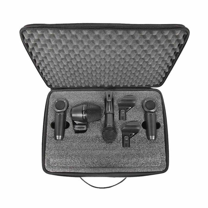 【六絃樂器】全新 Shure PGAStudioKIT4 收音麥克風套裝 新麗聲公司貨 / 舞台音響設備 專業PA器材