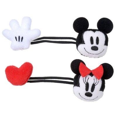 [現貨]*日本代購*迪士尼Disney 米奇.米妮髮圈.髮束組/花猴/陳泱瑾grace/薛妞妞