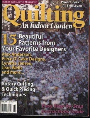 紅蘿蔔工作坊/美國拼布書=Quilting~~2005年...(附實物大紙型)
