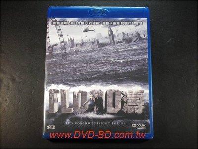 [藍光BD] - 末日毀滅 ( 濤 ) Flood -【 毒家交易、跨世奇人 】勞勃卡萊爾