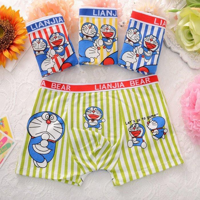 【現貨】哆啦A夢 小叮噹 男童平角褲 男童內褲 兒童內褲 [ MACHI SHOP ]