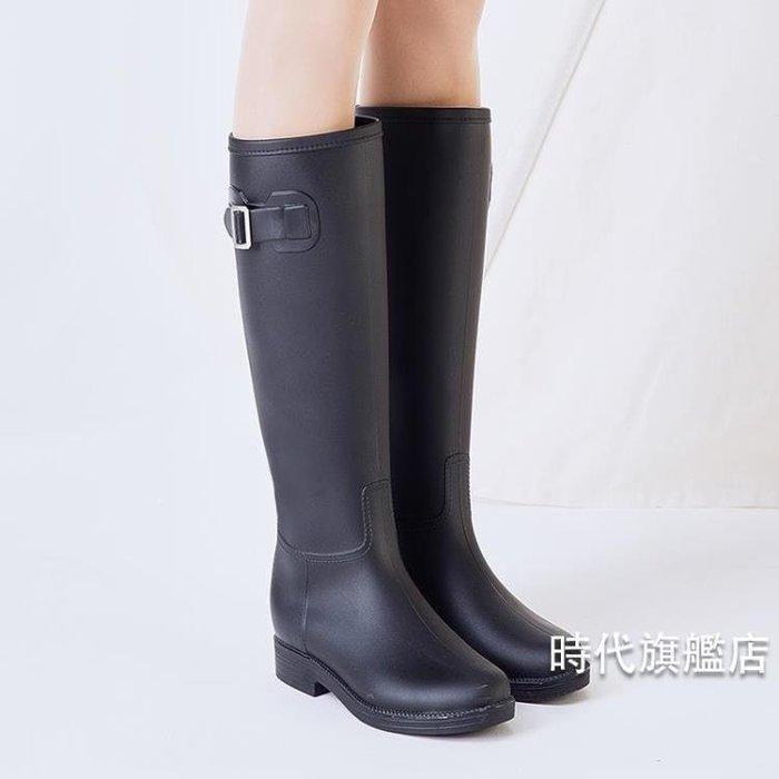 YEAHSHOP 雨鞋女士簡約時尚雨鞋女大人正韓Y185