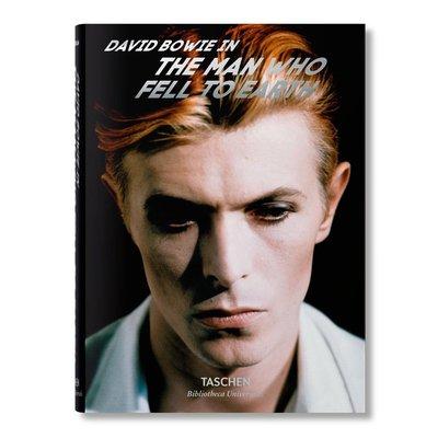 TASCHEN原版 David Bowie: The Man Who Fell to Earth 大衛鮑威:掉落地球的男人