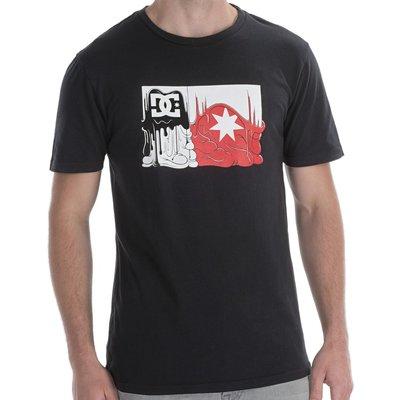 DC Shoes Melt Flag T恤