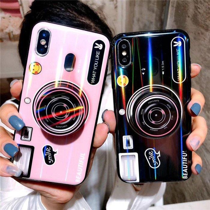 極光相機手機殼 iPhoneXs i6sPlus i7Plus i8Plus ix 保護殼
