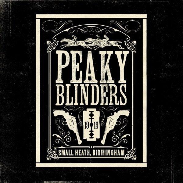 浴血黑幫-電視原聲帶 (德國進口 2CD) Peaky Blinder---0815647