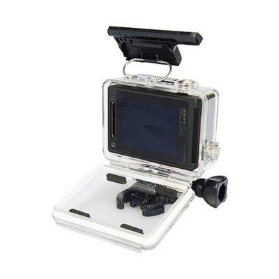 水上活動拍攝與自拍最高照片清晰度 GoPro 通用防水殼 防水殼 晶大 專業攝影