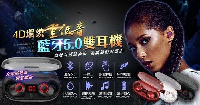 SOYES 藍牙5.0重低音真無線雙耳藍牙耳機J29