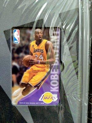 NBA悠遊卡   絕版品 2008年 普通版kobe 悠遊卡單一張 全球限量900張