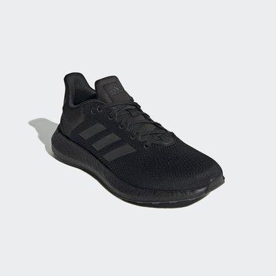 adidas PUREBOOST 21 愛迪達慢跑鞋 Boost 黑色健身訓練運動鞋 GY5095