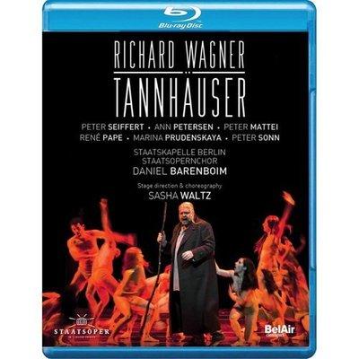 【藍光BD】華格納:唐懷瑟 Wagner: Tannhäuser---BAC422