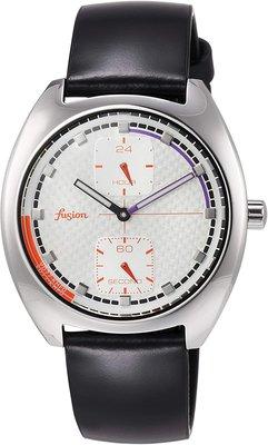 日本正版 SEIKO 精工 ALBA Fusion 90年代 AFSK405 手錶 皮革錶帶 日本代購