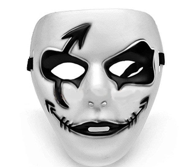 【洋洋小品骷髏面具死神面具眼罩女】V怪客面具威尼斯面具萬聖節化妝表演舞會派對造型角色扮演服裝道具恐怖面具舞會面具表演面具