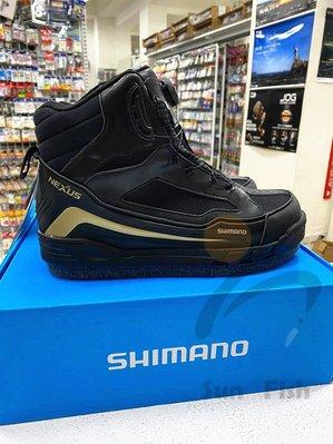 《三富釣具》SHIMANO 磯釣鞋  FS-155T 黑 26.5/27/28/29號 歡迎詢問尺寸