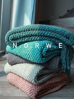 My fit guys 推薦 舒適 北歐 沙發毯子 空調 披肩 流蘇 辦公室小物 午睡毯 針織 8色 預購