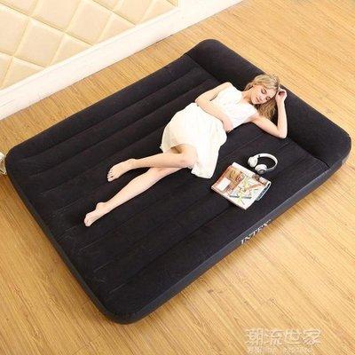 INTEX氣墊床 充氣床墊雙人家用加大 單人折疊床墊加厚 寬99cm