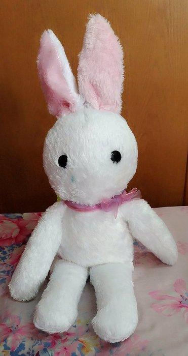 {欣娃小舖}~兔子 絨毛娃娃(高70cm)