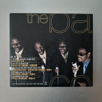 【裊裊影音】Boyz II Men大人小孩雙拍檔-The Ballad Collection情歌大全-宣傳單曲CD