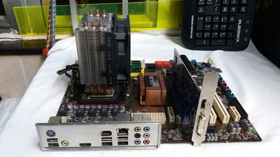 Asus M3N78, Athlon 64 x2 Dual Core Pro. 5200+, Kingston DDR2 4G, DVI Card.減價俾咁平!