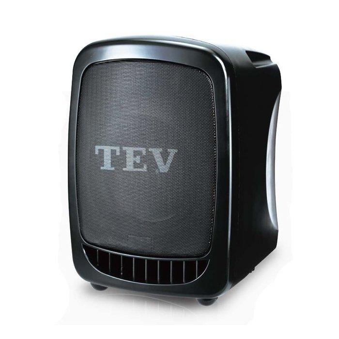 【昌明視聽】TEV TA-300 手提式無線擴音喇叭 60W 藍芽 USB錄放音 附一支32頻道選頻式手持式無線麥克風