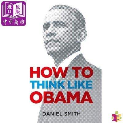 [文閲原版]How to Think Like Obama (How to Think Like ...) 英文原版 如何像名人那樣思考系列:奧巴馬