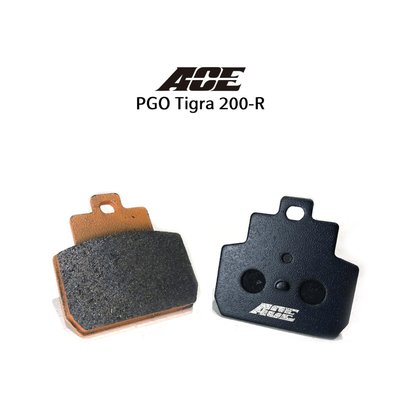 彪虎200-R ACE 複合式煞車皮 來令片 彪虎200-R