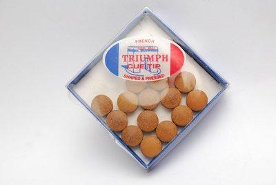 【統一撞球 Billiard Shop】TRIUMPH TIP 13mm14mm 一組/5pcs 貨號:24-005