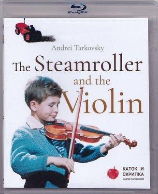 南方音像高清藍光碟 The Steamroller and the Violin 壓路機與小提琴 中,日字幕 25G