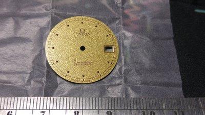 瑞士原裝亞米茄OMEGA,constellation 面盤 星座天文台系列.