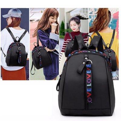 ??Fashionable大容量牛津布舒適背包旅行包