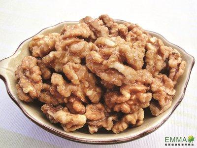 【蜜汁核桃】《EMMA易買健康》微微的甜味伴隨香.酥.脆的口感.全家人最健康零食