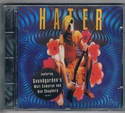 [鑫隆音樂]西洋CD-HATER / FEATURING {5401372} /全新/免競標