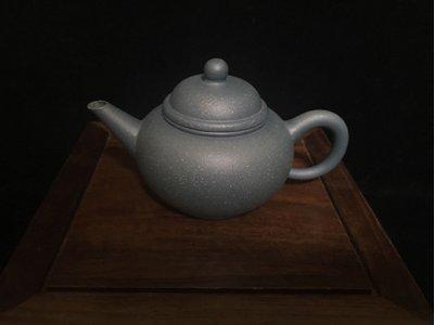 米羅紫砂壺.宜興正廠標準壺.綠泥.170cc.廠內商品壺