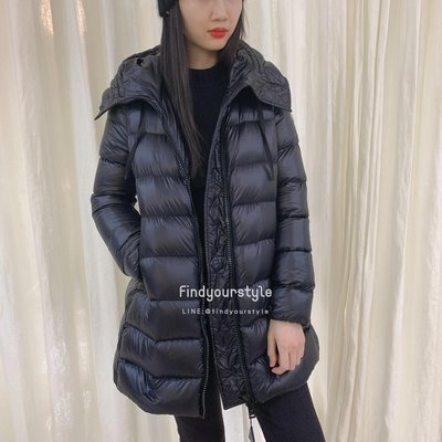 Findyourstyle正品代購 MONCLER Suyen 黑色 0號