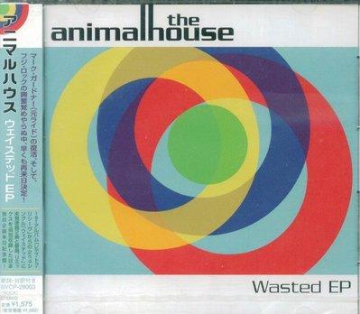 K - The Animalhouse - Wasted - 日版 Japan Only +3BONUS - NEW