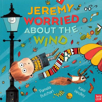 *小貝比的家*JEREMY WORRIED ABOUT THE WIND/平裝/3~6歲/QR code