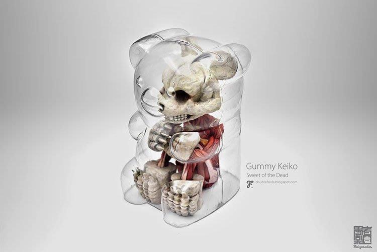 Fools Paradise 愚者樂園 Goldem Gummy Keiko Sweet of the Dead 普通版