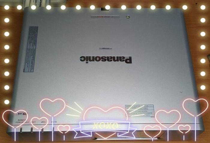 Panasonic投影機PT-F300U 4000流明 多媒體 露營 家庭劇院 鴻H