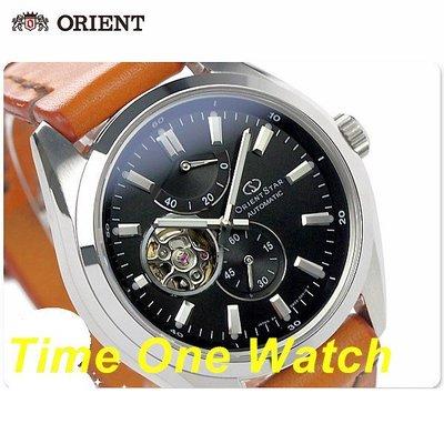 實體店面(可議價)日系_ORIENT STAR_東方錶_鏤空動力儲存機械錶SDK02001B_SDK02002F