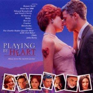 隨心所慾(Playing by Heart)--電影音樂大碟-- 約翰.貝瑞(John Barry) (全新未拆封CD)